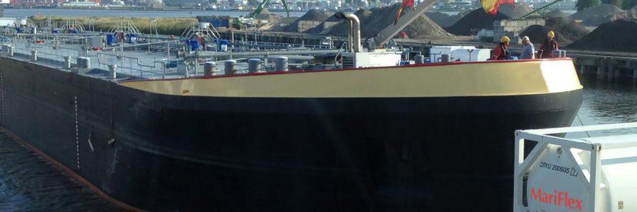 MariFlex Group of Companies transfer of bulk liquid cargoes