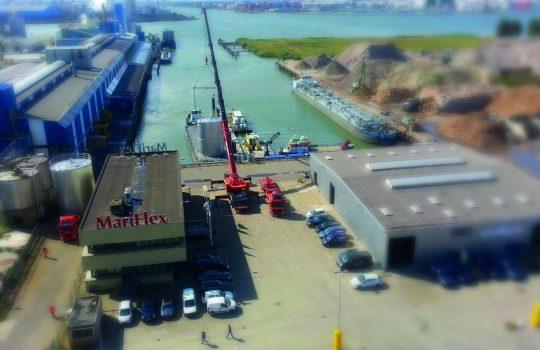 Mariflex Newsflash januari 2017