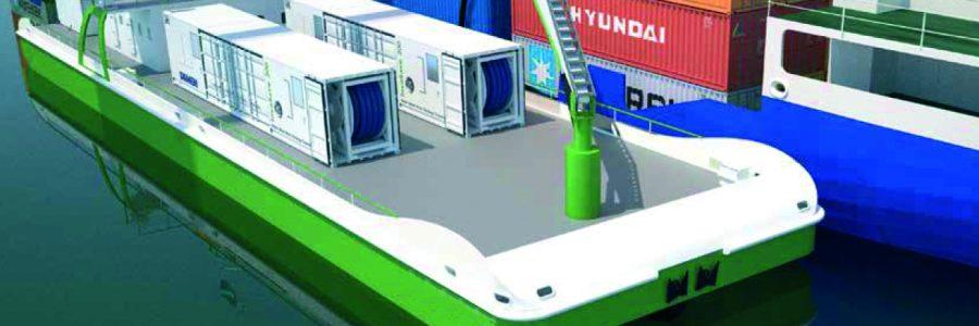 MariFlex/Damen Mobile Ballast Water Treatment